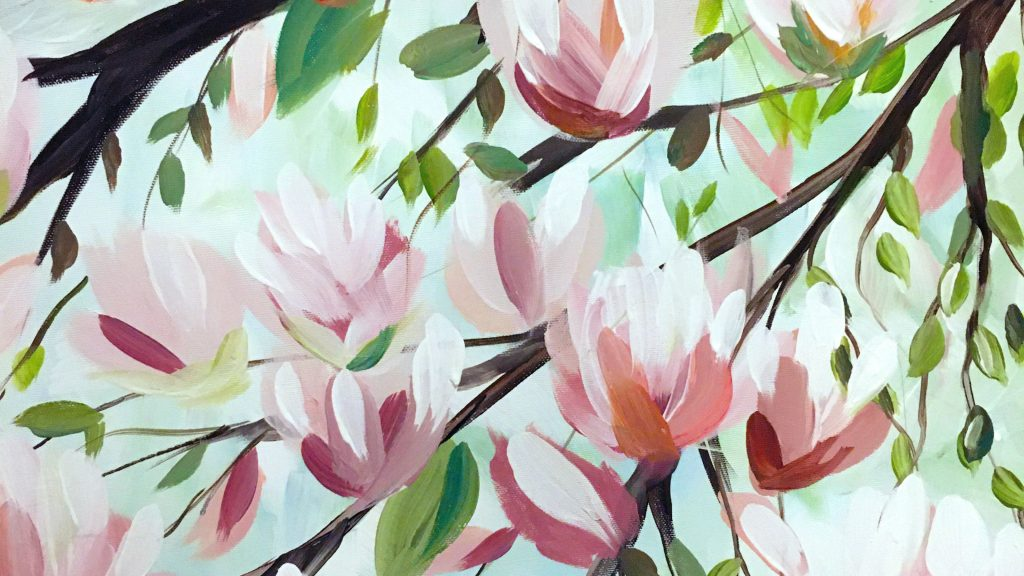 Magnolia Three, desktop